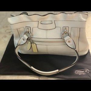 Coach medium hand bag